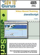 Web Design Tutorial Training in JavaScript, HTML, CSS on 3 DVDRom. Video Based Training, new computer software instruction