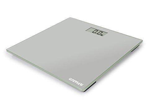 G3Ferrari G30000 Pèse-personne électronique MEX, haute précision, affichage LCD (argent/gris)