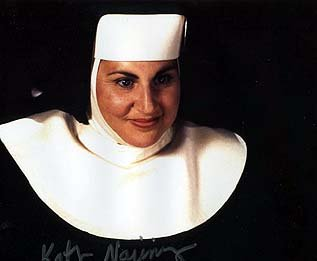 KATHY NAJIMY (Sister Act) 8x10 Female Celebrity Photo Signed In-Person