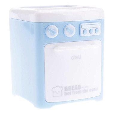 Zclmini Gas Oven Design Pen Stand Holder Brush Pot