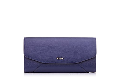 bonia-womens-sophia-leather-trifold-purse-one-size-dark-blue
