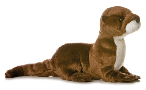 River Otter Stuffed Animal