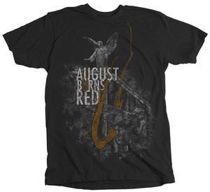Stone Angels T-Shirt (Black,l,Male)