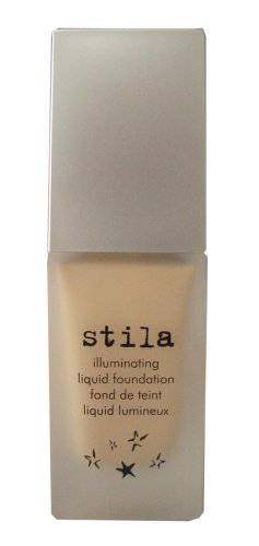 Stila Illuminating Liquid Foundation, 10 Watts, 1 Ounce