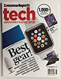 Consumer Reports June 2015 Tech Electronics Buying Guide