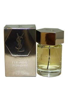 Yves Saint Laurent LHomme Eau De Toilette Spray 100ml/3.4oz - Parfum Herren