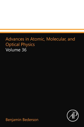 Advances in Atomic, Molecular, and Optical Physics: Volume 36