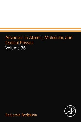 原子,分子,和光学物理学进展: 卷 36