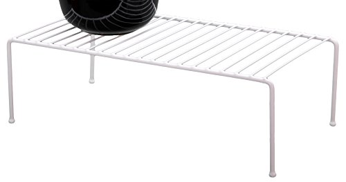 Grayline 40710, Jumbo Kitchen Helper Shelf, White (Grayline Rack compare prices)