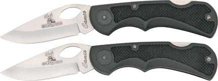 Buckmasters Lockback 2 knives Bonus Pack for One Knife Price!