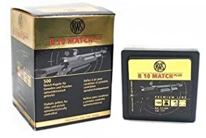RWS R10 Match Plus- Heavy .177 Cal, 8.2 Grains (500 Count)