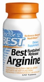 Best Sustained Release Arginine