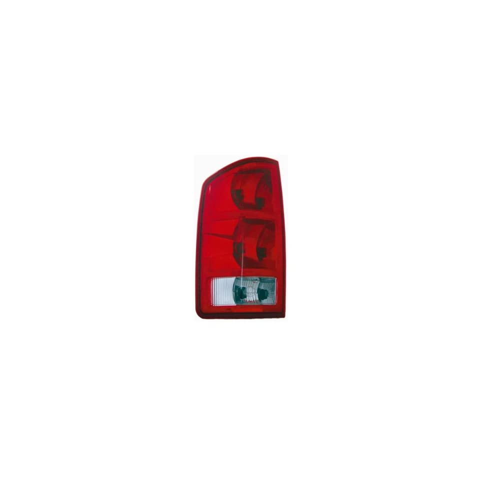 TYC 11 5701 01 Dodge Ram Pickup Passenger Side Replacement Tail Light Assembly