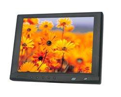 Lilliput 8-Inch 4:3 Stand-Alone Car Pc Tft-Lcd Touchscreen Vga Monitor