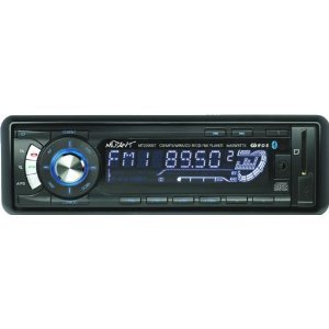 Mutant MT2300BT Car CD/MP3/USB/SD AUX IN Radio Stereo Bluetooth Music Streaming Player