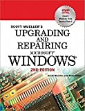 img - for Upgrading & Repairing Microsoft Windows (2nd, 08) by Mueller, Scott - Knittel, Brian [Paperback (2008)] book / textbook / text book