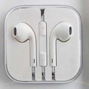 iphone earbuds Stitch