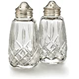 Waterford Lismore Salt and Pepper Set