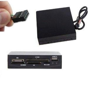 3.5″ ALL IN 1 INTERNAL MEMORY CARD READER FOR SD / MICRO SD / MMC / MS / XD / CF