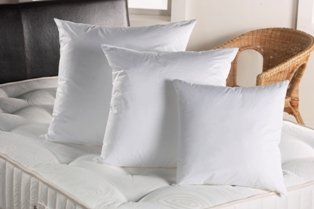Matching Bedrooms Duck Feather 26 x 26 Inches Cushion Pads Inserts Available In A Choice Of Packs. PACK  &  SIZE: 6 Pack 26