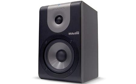 Alesis 1801041 M1A520 Lot de 2 enceintes studio