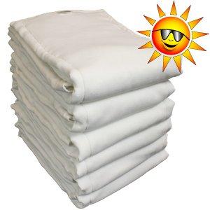 LeakMaster Adult Prefold Cloth Diaper from All Together Enterprises