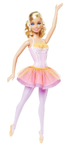 Goto BARBIE I Can Be Ballerina Blonde Hair Details