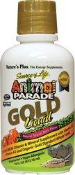 Sol Animal Parade Gold Liquid Nature'S Plus 16 Oz Liquid