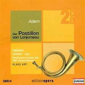 Adam a.: Postillon De Lonjume