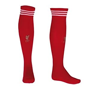 Adidas Junior Liverpool Fc Home Socks Uk-35-k2eu-31-33 by IGY TRADER
