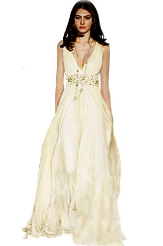 eDressit Creme Party Dress Ball Gown Evening (00100614) SZ 20