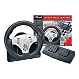 Trust GM-3100R Steering Wheel (13153)