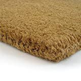 Kempf Earth Friendly Natural Coco Coir Doormat, 18 by 30 by 1-Inch