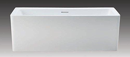 Badewanne-freistehend-eckig-170-x-80-cm-weiss-Isar-170S