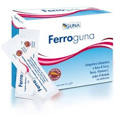 FerroGuna integratore