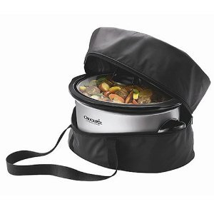 Crock-Pot SCBAG Travel Bag for 7-Quart Slow Cookers, Black (Crock Pots & Slow Cookers compare prices)
