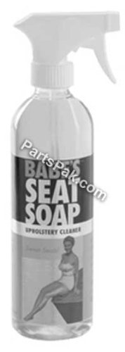 Babe's Boat Care BB8001 BABE'S SEAT SOAP GLN BOAT CARE SEAT SOAP