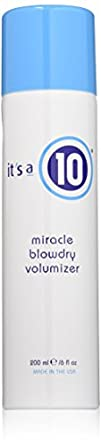 Its a 10 Miracle Blow Dry Volumizer 6 Ounce