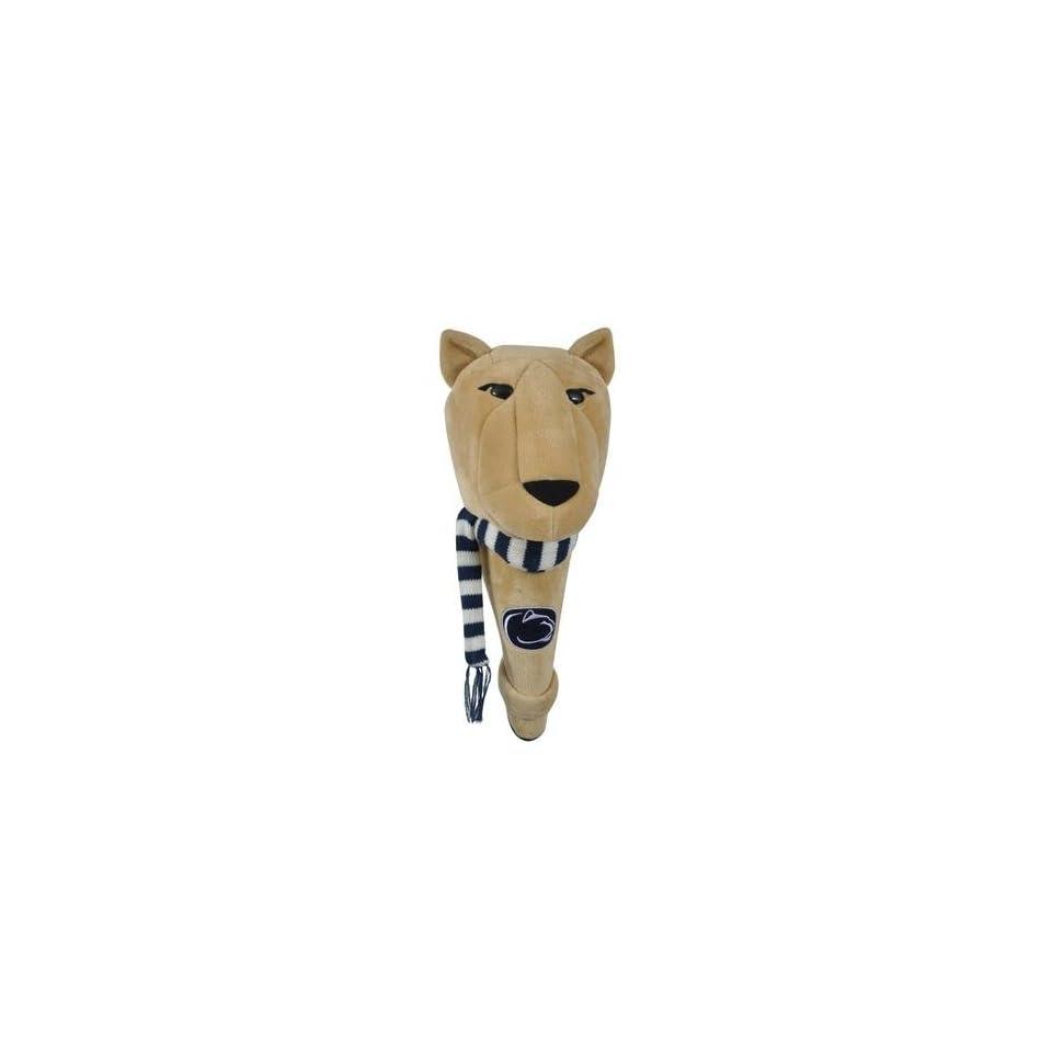 Penn State Nittany Lions Golf Club/Wood Mascot Head Cover