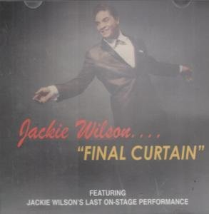 Final Curtain by Jackie Wilson