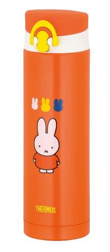 THERMOS 調乳用ステンレスボトル 0.5L ミッフィー レッド JNF-500B R