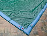 Pooltux 16' x 38' Pool Size - 21' x 43' Rect. Royal Winter Cover 10 Year