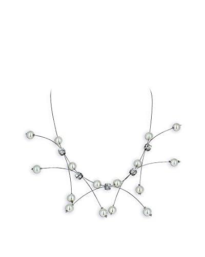 Fashionvictime Collar Constellation Plateado