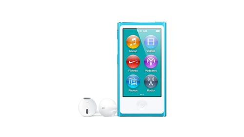 Apple iPod Nano 16GB, colore: Blue