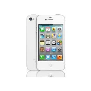 Apple iPhone 4S 16GB Factory Unlocked Phone (White)