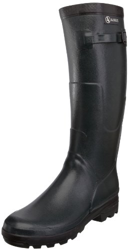 Aigle Unisex Adult Benyl Bronze (Dark Green) Rain Boot 85788 9.5 UK, 44 EU