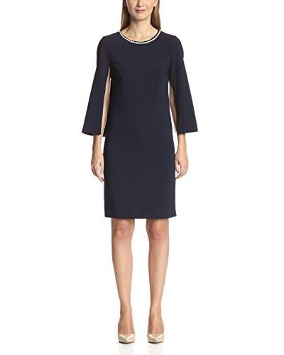 Basler Women's Split Sleeve Shift Dress