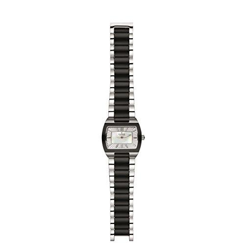 Charmex Corfu 6251 38.5x29mm Multicolor Steel Bracelet & Case Synthetic Sapphire Women's Watch
