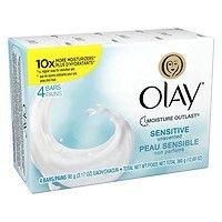 Olay Sensitive Bar Soap Personal, 3.17 Ounce