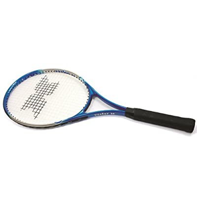 Vector X Vxt 520 Joint 3/4 Cover Tennis Racquet, 21-inch